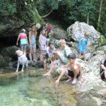 Турпоход в Гуамское ущелье