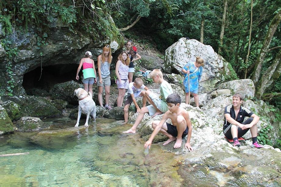 Турпоходы: Гуамское ущелье и Апшеронский хребет 2013