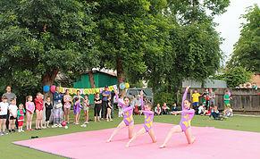 День защиты детей - Акробатика