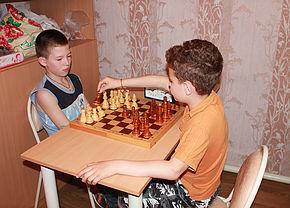 День защиты детей - Шахматы