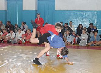 квалификационные соревнования по дзюдо г. Хадыженск