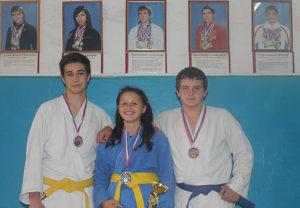 состоялся открытый краевой турнир по дзюдо среди юношей и девушек г. Сочи