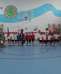 4-ая Спартакиада «Звездочки спорта – 2015