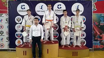 Геворгян Самвел призёр IV летней Спартакиады молодёжи 2016 года по дзюдо